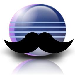 Eclipse Moustache