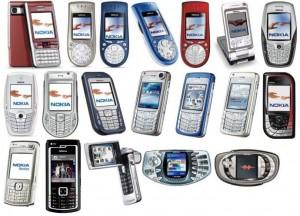 s60 nokia phones