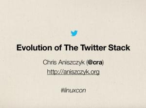 LinuxCon 2013